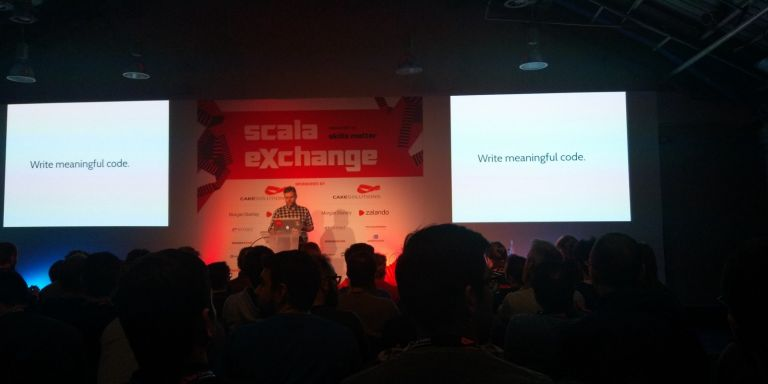 Scala eXchange 2017
