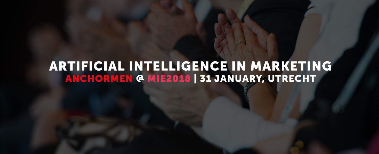 Artificial Intelligence in Marketing at MIE 2018